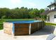 WEKA | Zwembad 594A | 376x850 cm