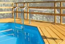 WEKA | Zonnedek zwembad 593B Gr.1 en 594