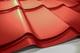 Tata Steel | Dakpanplaat Kingstile HPS200 Ultra | Rood | 450 mm