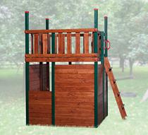 WEKA | Panelen voor speeltoren