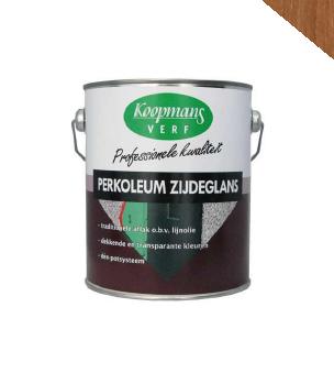 Koopmans | Perkoleum Zijdeglans Transparant 233 Midden Eiken | 750 ml