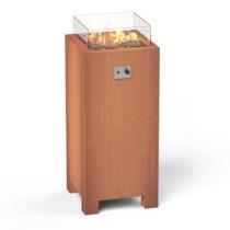 BURNI | Brann| vuurtafel | Aluminium