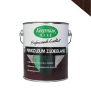 Koopmans | Perkoleum Zijdeglans Transparant 216 Ebbenzwart | 2,5 L
