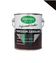 Koopmans | Perkoleum Zijdeglans 240 Antiekbruin | 2,5 L