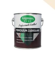 Koopmans | Perkoleum Zijdeglans 9001 Cremewit | 2,5 L
