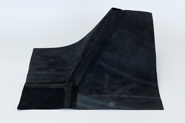 Tytane | EPDM Licht koepelhoek 180 x 150 x 150 mm