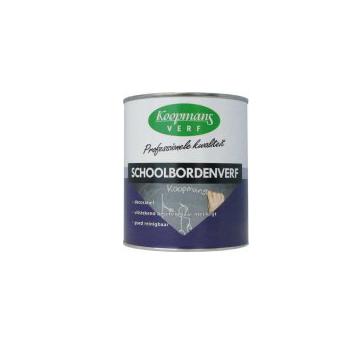 Koopmans | Schoolbordenverf Zwart | 750 ml