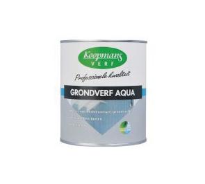 Koopmans | Grondverf Aqua Kleuren uit Wit/P | 2,5 L