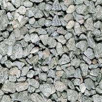 Excluton | Tumbled Levanto 30-60 mm| Grijs | 25 kg
