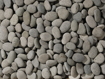 Excluton   Beach pebbles grijs 40-60 mm   25 kg