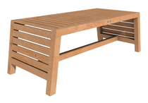 Hillhout | Tafel Riva Excellent | blank