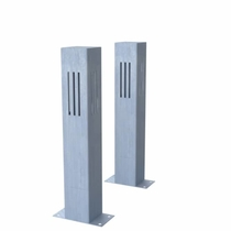 Adezz | Verlichting Koll 2 | Verzinkt staal