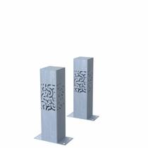 Potmaat | Verlichting Koll 3 | Verzinkt staal