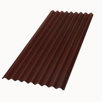 Aquaplan | Topline Plaat | Rood | 86 cm x 2 m