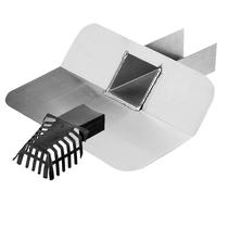 Aquaplan | Kiezelbak met bladvanger | 60 - 80 mm