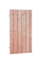 Douglas plankendeur | 100 x 190 cm | Geschaafd | Blank