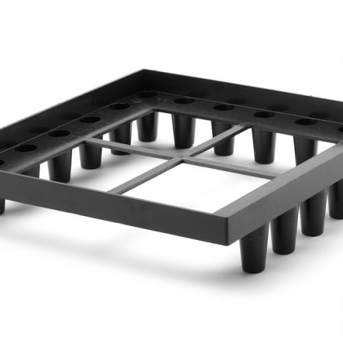 Aquaplan | Bladvanger | 30 x 30 cm