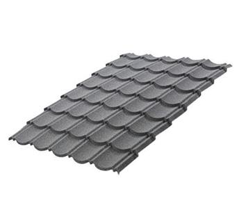 Voorkeur Aquaplan | Aqua-Pan Metalen Dakpanplaat | Antraciet | 113 x 86 cm JH96