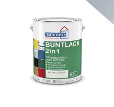Remmers | Colorlak 2 in 1 | 7001 Zilvergrijs | 2,5 L