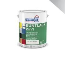 Remmers | Colorlak 2 in 1 | 9006 Wit aluminium | 2,5 L