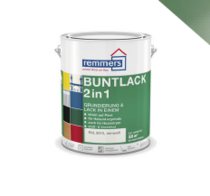 Remmers | Colorlak 2 in 1 | 6002 Loofgroen | 2,5 L