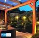 Westwood | Douglas terrasoverkapping | DeLuxe | Helder | 306x200 | Muuraanbouw
