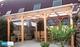 Westwood | Douglas terrasoverkapping | DeLuxe | Opaal | 306x200 | Muuraanbouw