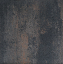 Kijlstra | H2O Square glad 60x60x5 | Cloudy Tefra Emotion