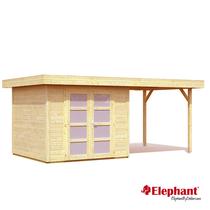 Elephant | Tuinhuis Modern XL | 487 x 250cm