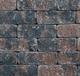 Kijlstra   Splitrocks getrommeld 11x13x32   Bruin/zwart