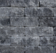Kijlstra | Splitrocks getrommeld 11x13x32 | Grijs/zwart