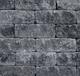 Kijlstra | Splitrocks hoekstuk getrommeld 11x13x29 | Grijs/zwart