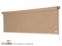 Nesling | Coolfit Rolgordijn | 2.48 x 2.4m | Zand