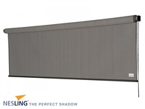 Nesling | Coolfit Rolgordijn | 2.48 x 2.4m | Antraciet