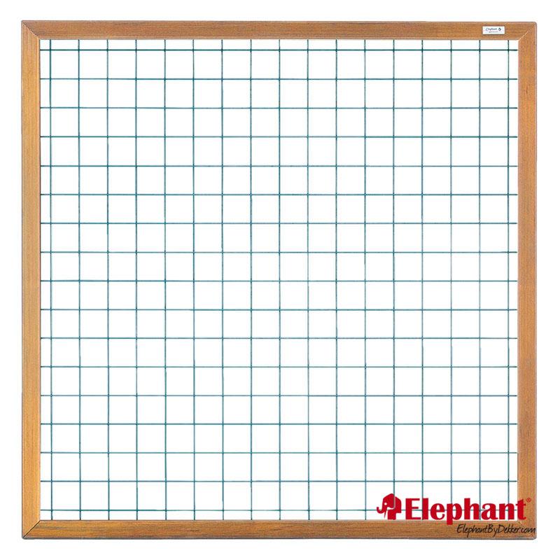Specificaties type: draadscherm met hardhouten kader afmeting (b x h): 180 x 180 cm maaswijdte: 10 x 10 ...