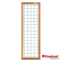 Elephant | Draadscherm | 60x180 cm | Hardhout