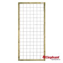 Elephant | Draadscherm | 90x180 cm | Vuren