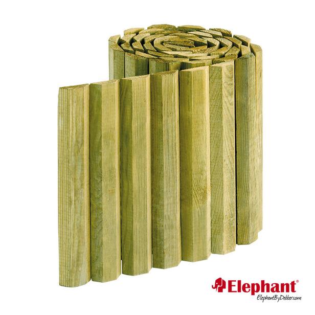 Elephant | Borderrol | Grenen | 250x30 cm
