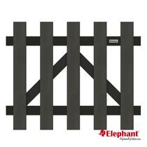 Elephant | Luxe poort | 100 x 80 cm
