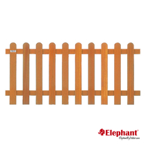 Elephant | Tuinhek Classic | 180x80 cm | Kempas