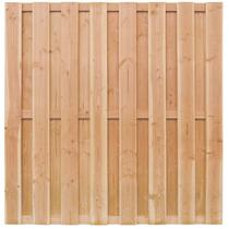 Elephant | Douglas Timber scherm | 15 planks | 180x180
