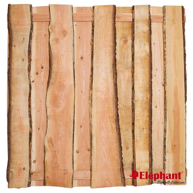 Elephant | Tuinscherm Country | 180x180 cm | Douglas