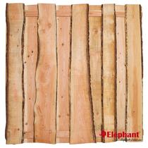 Elephant | Douglas Country scherm | 10 planks | 180x180
