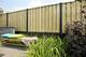 Betonrotsmotief onderplaat | Dubbelzijdig houtmotief | Gecoat | Antraciet