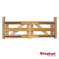 Elephant | Douglas FSC dubbele poort