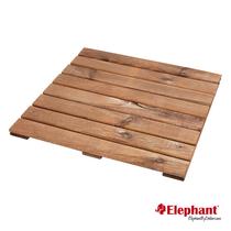 Elephant | Terrastegel | 50x50 cm | Grenen