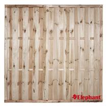 Elephant | Finch kaderscherm | 180x180 cm | Grenen