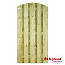 Elephant | Finch tuindeur toog | 90x180 cm | Grenen