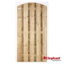Elephant | Finch tuindeur | 90x180 cm | Vuren
