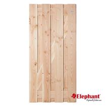 Elephant | Douglas Timber tuindeur 90x180cm